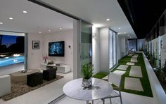 Residencia Doheny, Hollywood
