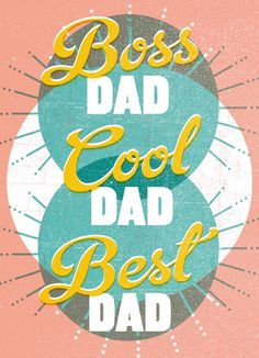 From killing bugs, busting out goofy dance moves, to grilling up dinner, dads deserve huge thanks, so make sure to pick up a fun greeting card for him this Father's Day! Happy Fathers Day Photos, Fathers Day Quotes, Dad Quotes, Funny Quotes, Love You Dad, Still Love You, Mom And Dad, Told You So, Doodle Quotes