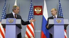 Russian President Vladimir Putin has denied accusations he revived an arms race by unveiling Russia's new nuclear deterrent. That was done by US President George W. Bush killing a 30-year-old missile treaty in 2002, he told NBC.