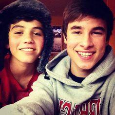 Kian and Sam