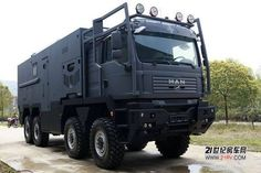 MAN Twin steer RV off-road special. 4x4 Trucks, Cool Trucks, Overland Truck, Expedition Vehicle, Mercedes Vario, Rally Dakar, Hors Route, Off Road Camping, Bug Out Vehicle