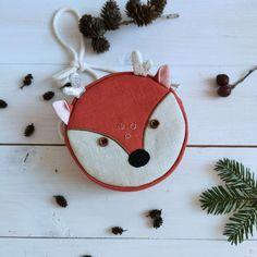 Dětská kulatá kabelka s motivem zvířátka - Jelínek Baby Shop, Origami, Christmas Ornaments, Holiday Decor, Shopping, Christmas Jewelry, Origami Paper, Christmas Decorations, Origami Art