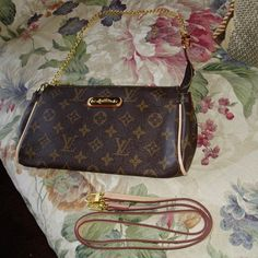 yves saint laurent handbag outlet - Louis Vuitton Eva Clutch on Pinterest | Louis Vuitton, Clutches ...