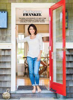Bethenny Frankel's home in the Hamptons