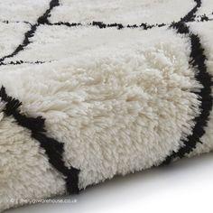 Storehouse ULTRA-SOFT White Faux Fur LIGHT-UP Table Runner