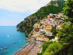 La Costiera Amalfitana: The Amalfi Coast – History in High Heels