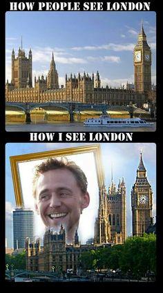 Hehehe yup - Tom Hiddleston Tom Hiddleston Loki, Thomas William Hiddleston, Dc Memes, Marvel Memes, Marvel Funny, Funny Memes, Hilarious, Benedict Cumberbatch, Bucky Barnes