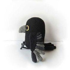 raven pattern - by the flying dutchman
