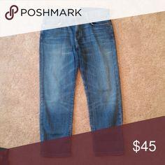 Current Elliott Boyfriend jeans Size 27, worn but great condition. Current/Elliott Jeans Boyfriend