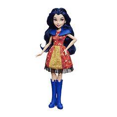 "Disney Descendants Isle of the Lost Evie Doll - Blue - Hasbro - Toys ""R"" Us Disney Descendants Dolls, Disney Channel Descendants, Dc Superhero Girls Dolls, Disney Barbie Dolls, Isle Of The Lost, Disney Decendants, Doll Divine, Shopping World, Cute Disney"