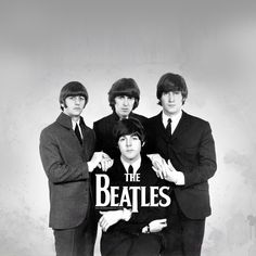 During this time period, the Beatles featured in the picture, were idolized for their music that incorporated blues, pop and progressive rock.  The Beatles are iconic musicians in that they brought rock 'n' roll to the American (and British) masses. The genre had previously been the territory of black musicians, with paler skinned, more 'acceptable' musicians covering their tremendous works and turning them into what we today would call 'mainstream pop'.