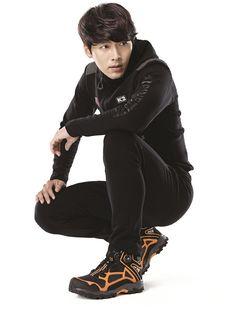 Hyun Bin K2 F/W 2014 AD CAMPAIGN