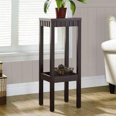 Monarch Specialties Inc. Etagere Plant Stand & Reviews | Wayfair