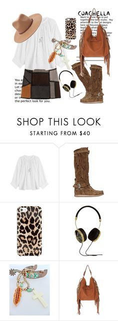 """Coachella Style"" by hattie4palmerstone ❤ liked on Polyvore featuring Zadig & Voltaire, El Vaquero, Kate Spade, Frends, Sans Souci, Forever 21 and packforcoachella"