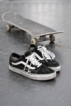 #Vans #skateboarding