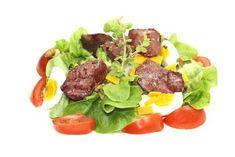 1 semaine de menus pour une alimentation riche en fer