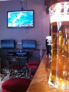 Meltdown esports bar in Islington, Greater London