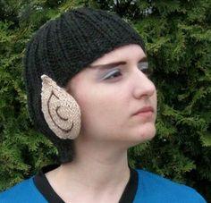 Mr. Spock CAP