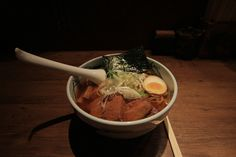 Ramen, Somewhere in Harajuku