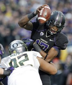 What we learned from the Huskies' loss to Oregon
