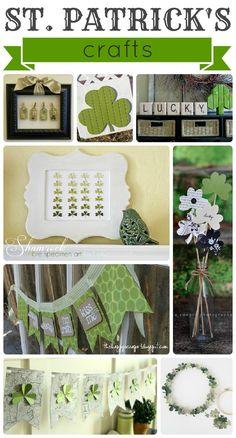 St. Patrick's Crafts