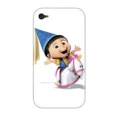 Coque iPhone 5 Agnes moi moche et méchant