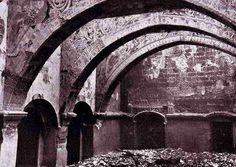 Sigena after the destruction 1936