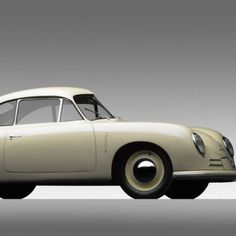 1949 Porsche 356/2 Gmund Coupe | 2 Door Sports Car | 1.1L B4 Flat-4 40hp | Top Speed 142 kph 88 mph | Chassis No. 356/2-017 | This specific 356/2 was the 17th Porsche built | This is one of the oldest known Gmund Coupe in existence | Part of the Ingram Collection The early 356 automobile bodies produced at Gmund were handcrafted in aluminum | The aluminum bodied cars from that very small company in Gmund, Austria are now referred to as prototypes | Only 25 Coupes were produced in 1949