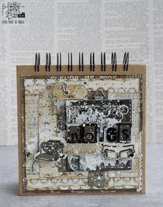 Retro Inspiracje: Notes Marty / Retro Inspirations: Marta's notebook