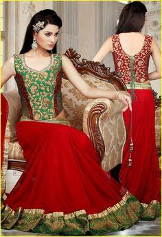 Party wear designer Lehenga