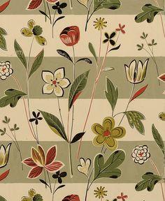 50s textile design PD-04605