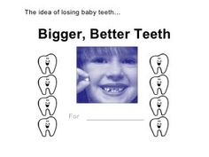 Loose teeth - Autism - Social Story - Losing Baby Teeth - Special Needs - Probably one of the best stories I've seen about helping Autistic children understand this process. This is an exciting milestone, but could be extremely terrifying if not taught about properly to your special needs child. Thank you to http://www.kimsingleton.com for this social story and more free PDF stories to help our children.