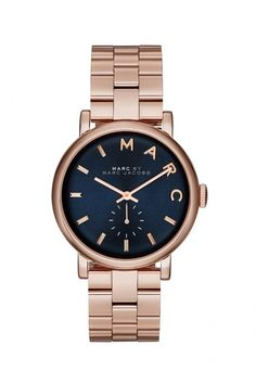 MBM3330 - Marc Jacobs Baker dames horloge