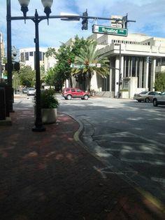 Downtown Orlando