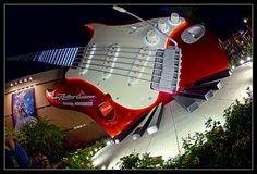 Rockin Rollercoaster @ Hollywood Studios #disneyscoolestrlloercoaster