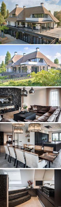 Binnenkijken bij deze prachtige villa met een uniek interieur! #cindyphilips #interieur #interieurontwerper #villa #homedecor #huisdecoratie #binnenkijken #interiordesign