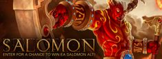 HoN 3.2: Salomon's Fortune -- EA Avatar Giveaway