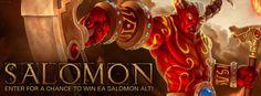 HoN 3.2: Salomon's Fortune -- EA Avatar Giveaway