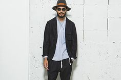 THE FOURNESS 2015 Spring/Summer Lookbook