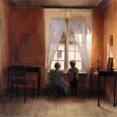 Sale PRINT CATALOGUESpanning Nordic modernism to Spanish impressionism, Salon art to French Realism, the Century European Paintings sale illu Johannes Vermeer, Window View, Window Art, August Sander, Albert Bierstadt, Salon Art, Dramatic Lighting, Art Society, Looking Out The Window