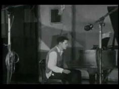 3rd movement italian concerto (Bach) Glenn Gould (documentary)