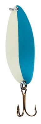 Bass Pro Shops Flashy TimesSpoon - 9/16 oz. - Glow/Blue