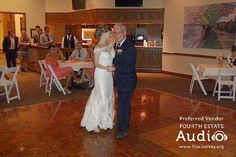 """Melissa and her dad danced to """"The Girl You Think I Am"""" by Carrie Underwood. http://www.discjockey.org/real-chicago-wedding-sept-3-2016/"""