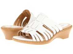Softspots Hilary White - Zappos.com Free Shipping BOTH Ways