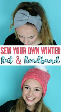 This year I have  been trying to tackle an array of sewing projects and so instead of buying a  winter hat or headband, I decided to sew my own with a handmade touch.   Not only did I sew them, but I made of video tutorial so you can sew your own  too! .  #sewing  #sewingideas #sewingprojects #easysewingideas #sewingprojectsforbeginners  #sewingforbeginners #sewingprojectsforteens #easysewingideas