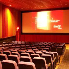 Interior - theater at Movies 7 - Sherman, Tx