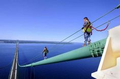 would love to climb the Mighty Mac!