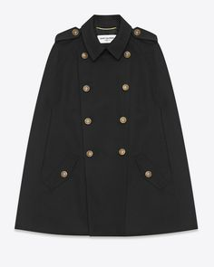 Saint Laurent Cape: discover the selection and shop online on YSL.com