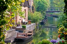 Spreewald, Germany THIS IS SO BEAUTIFUL AND SERENE,I COULD IMAGINE MYSELF THERE AND BEING ONE WITH GOD. CHERIE