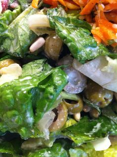 A flexitarian's forays into plant based eating Plant Based Eating, Caesar Salad, Raw Food Recipes, Restaurants, Raw Recipes, Restaurant